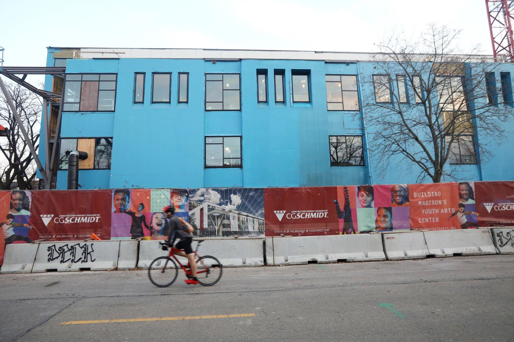 Madison Youth Arts Center - exterior