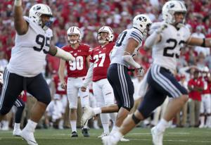 Badgers drop 12 spots to No. 18 in AP poll following loss to BYU
