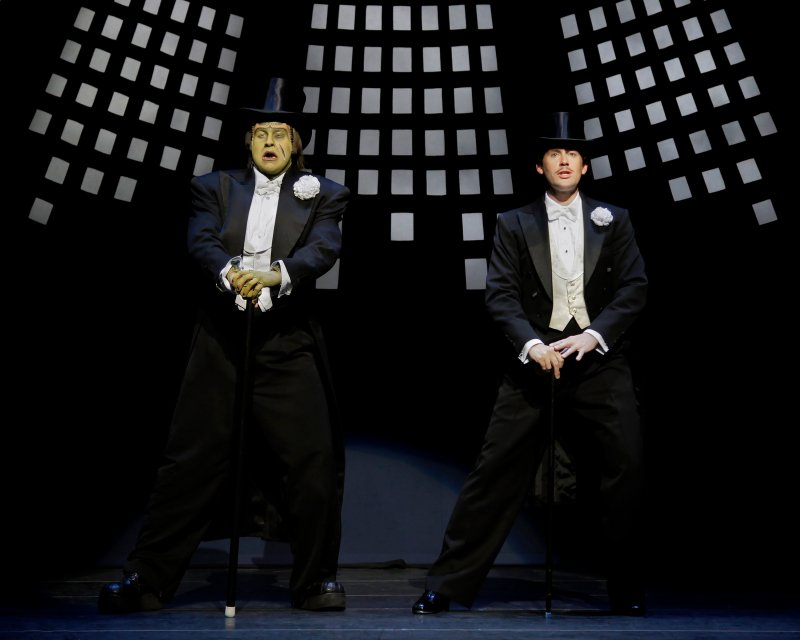 Dirty jokes and catchy ditties sell 'Young Frankenstein