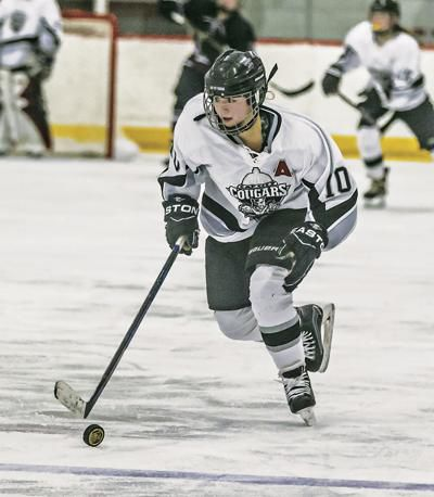 WI H.S.: Prep Girls Hockey - Zephryn Jager Skates Through Another Busy Winter With The Cap City Cougars
