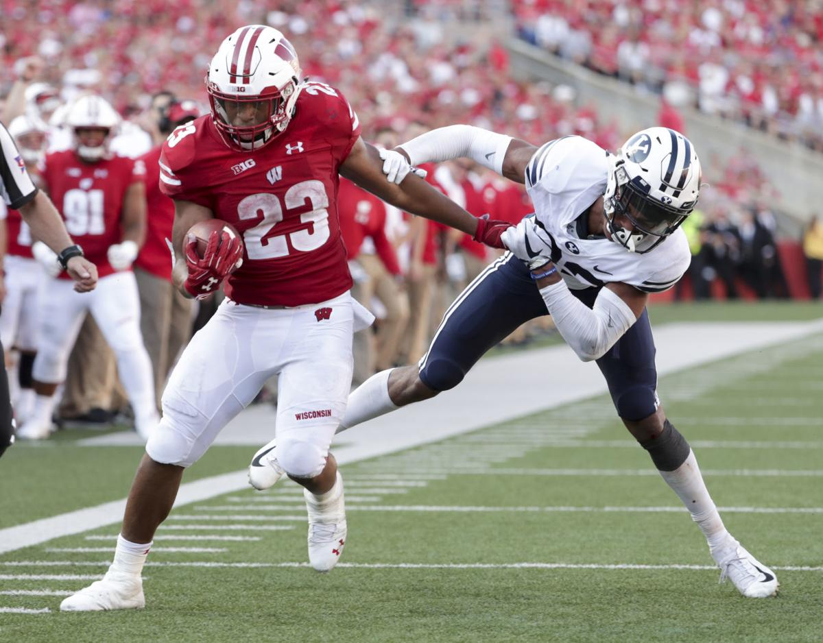 Jonathan Taylor-moving on from BYU loss