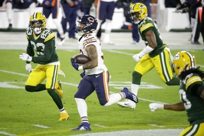 Bears Packers
