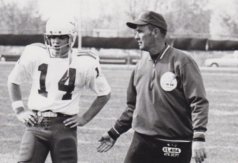 Forrest Perkins, longtime UW-Whitewater football coach, dies at 94