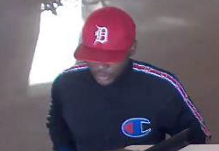 Bank robbery suspect 1