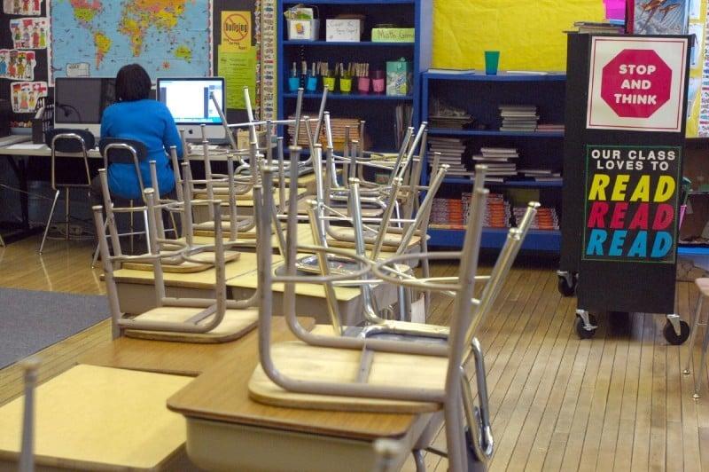 classroom file photo