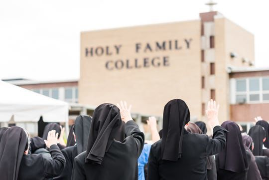 Holy Family College