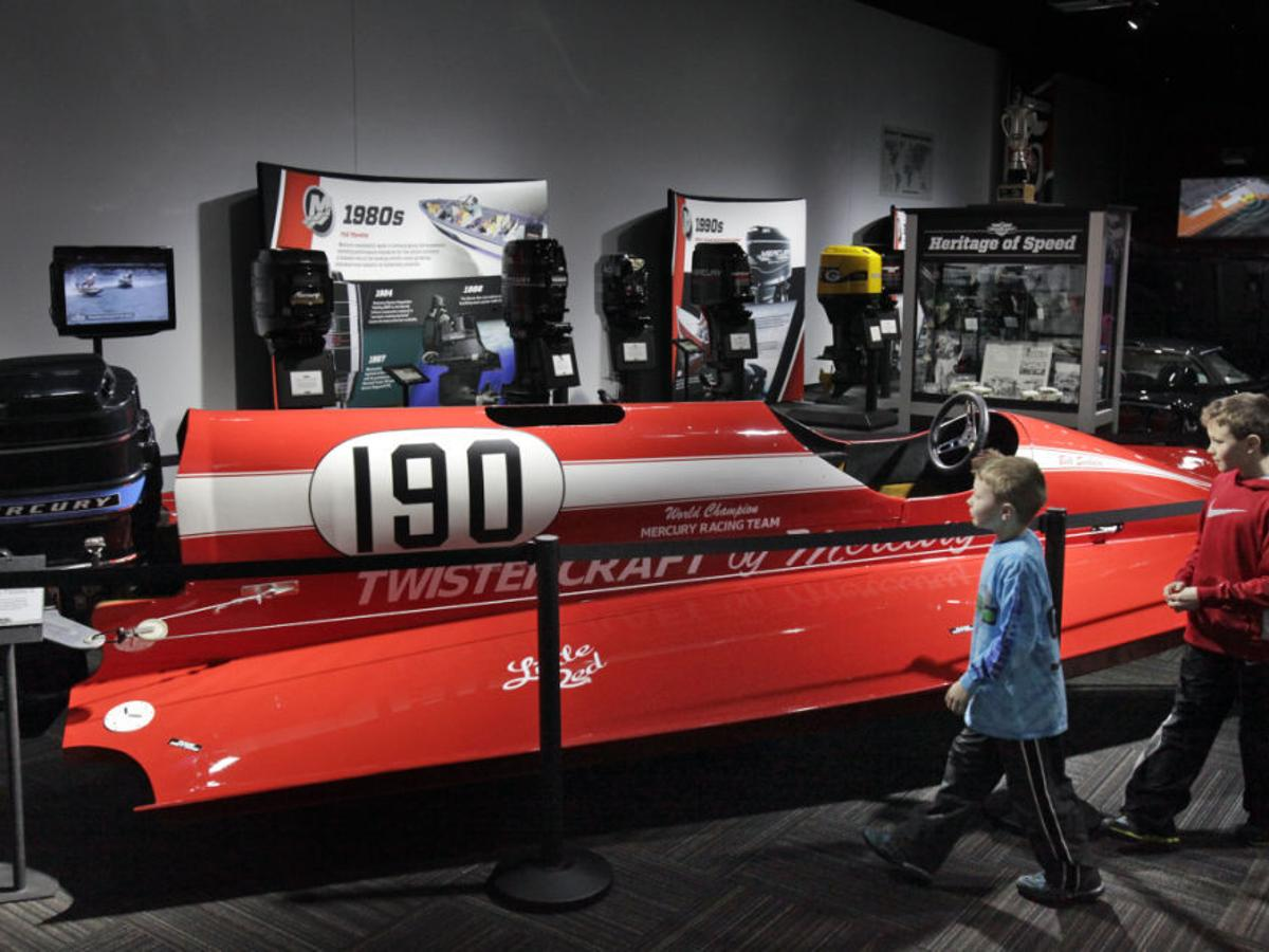 On Wisconsin A Museum Of Motors And A Community Legacy Madison Com Columnists Madison Com