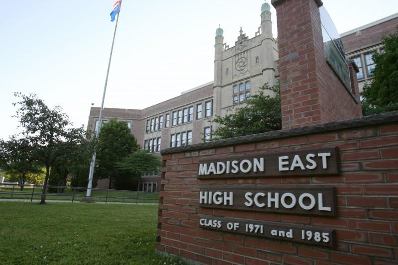 Madison East High School