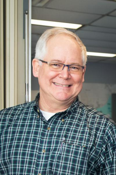 Metro Transit General Manager Chuck Kamp