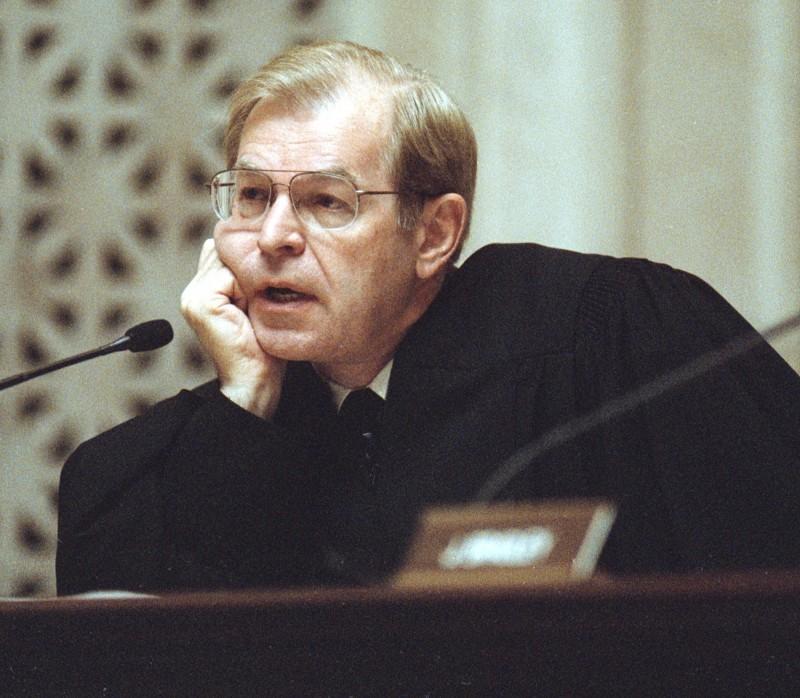 Justice David Prosser generic