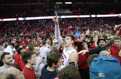 Tom Oates: Final hurrah with the Badgers sharpens Ethan Happ's focus