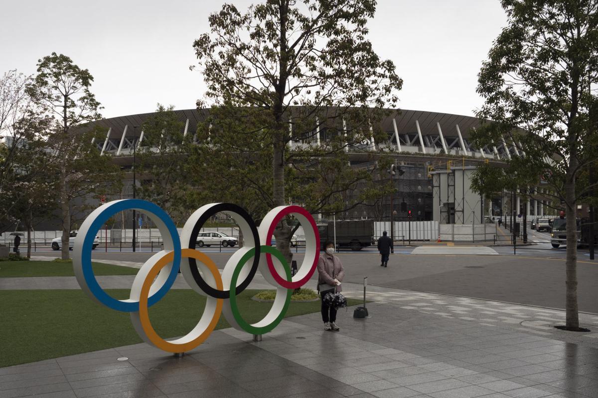 Virus Outbreak Olympics Tokyo 2020