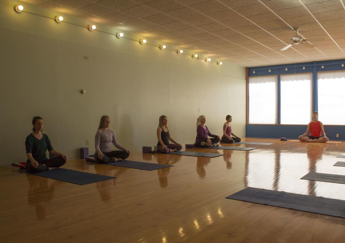 Mound Street Yoga Center, one of Madison's first studios ...