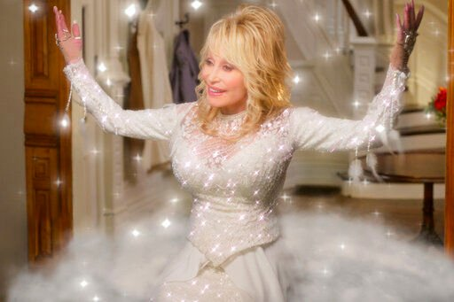 Review: Dolly Parton brings her holiday spirit to Netflix (copy)