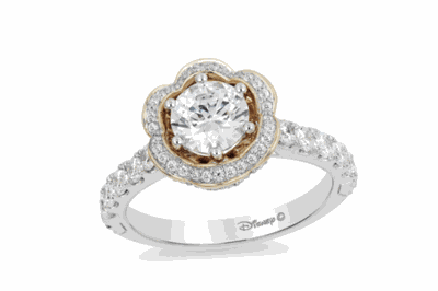 Have A Fairytale Wedding With These Disney Princess Engagement Rings