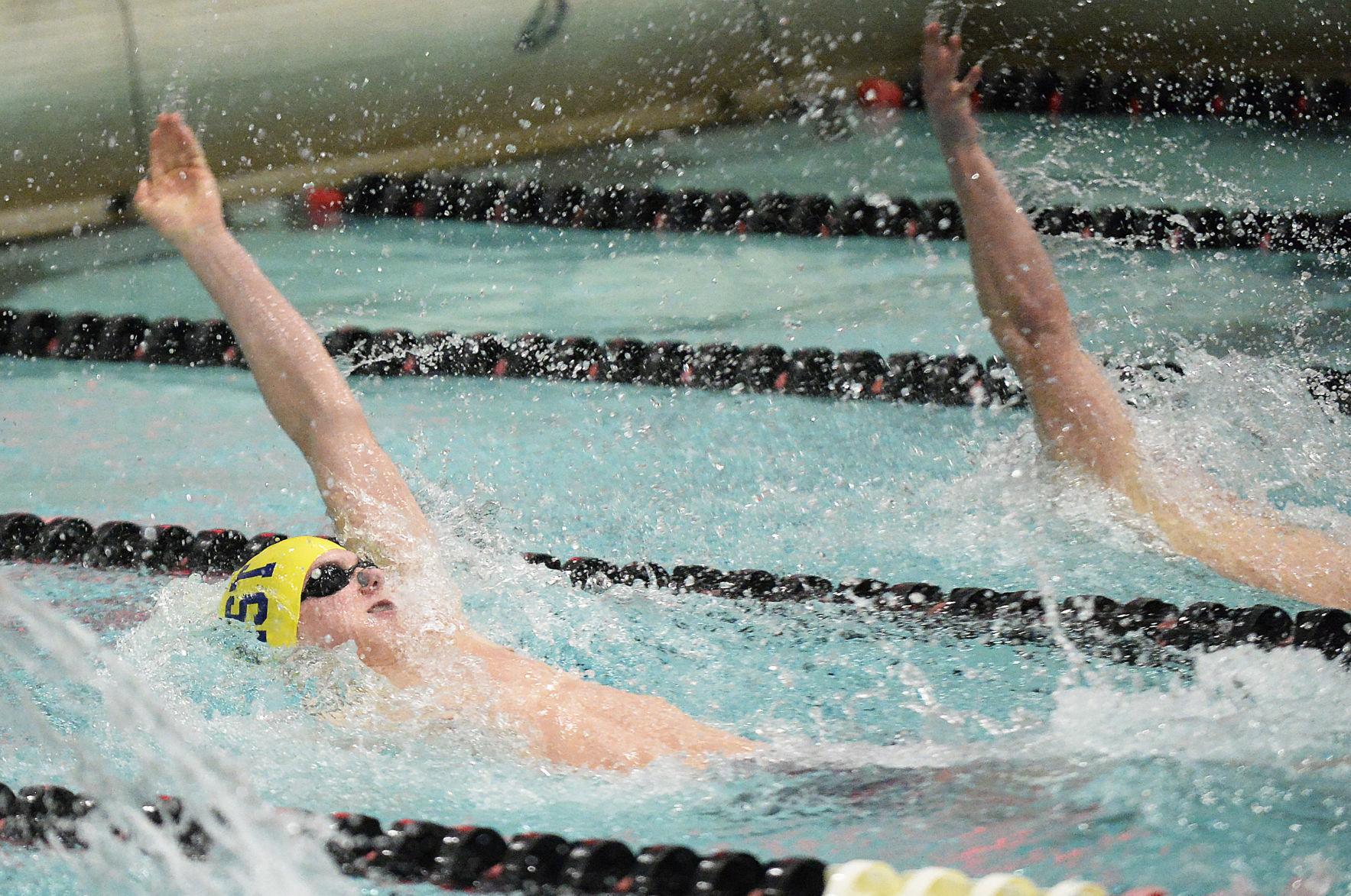 WIAA state boys swimming: Wes Jekel wins 2018 title in 100 backstroke