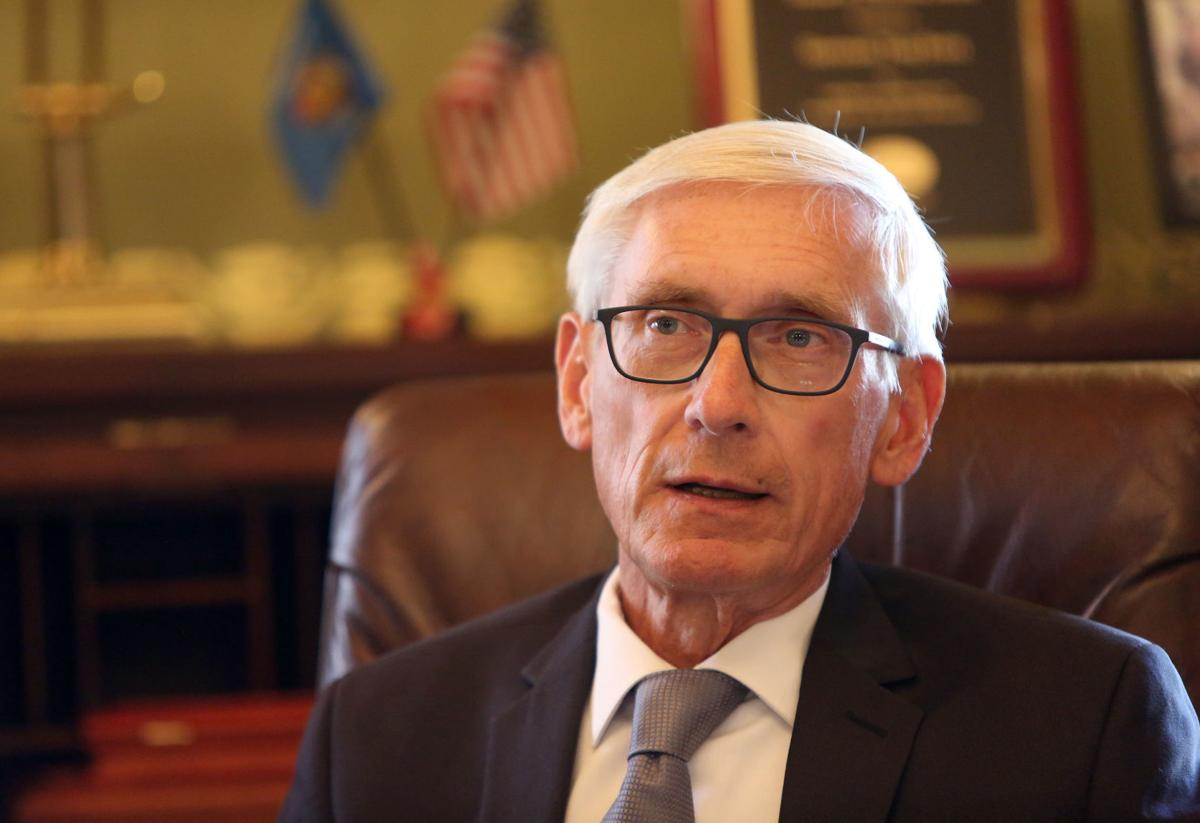 GOV TONY EVERS