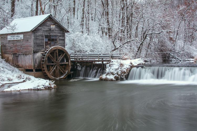 Hyde's Mill Winter