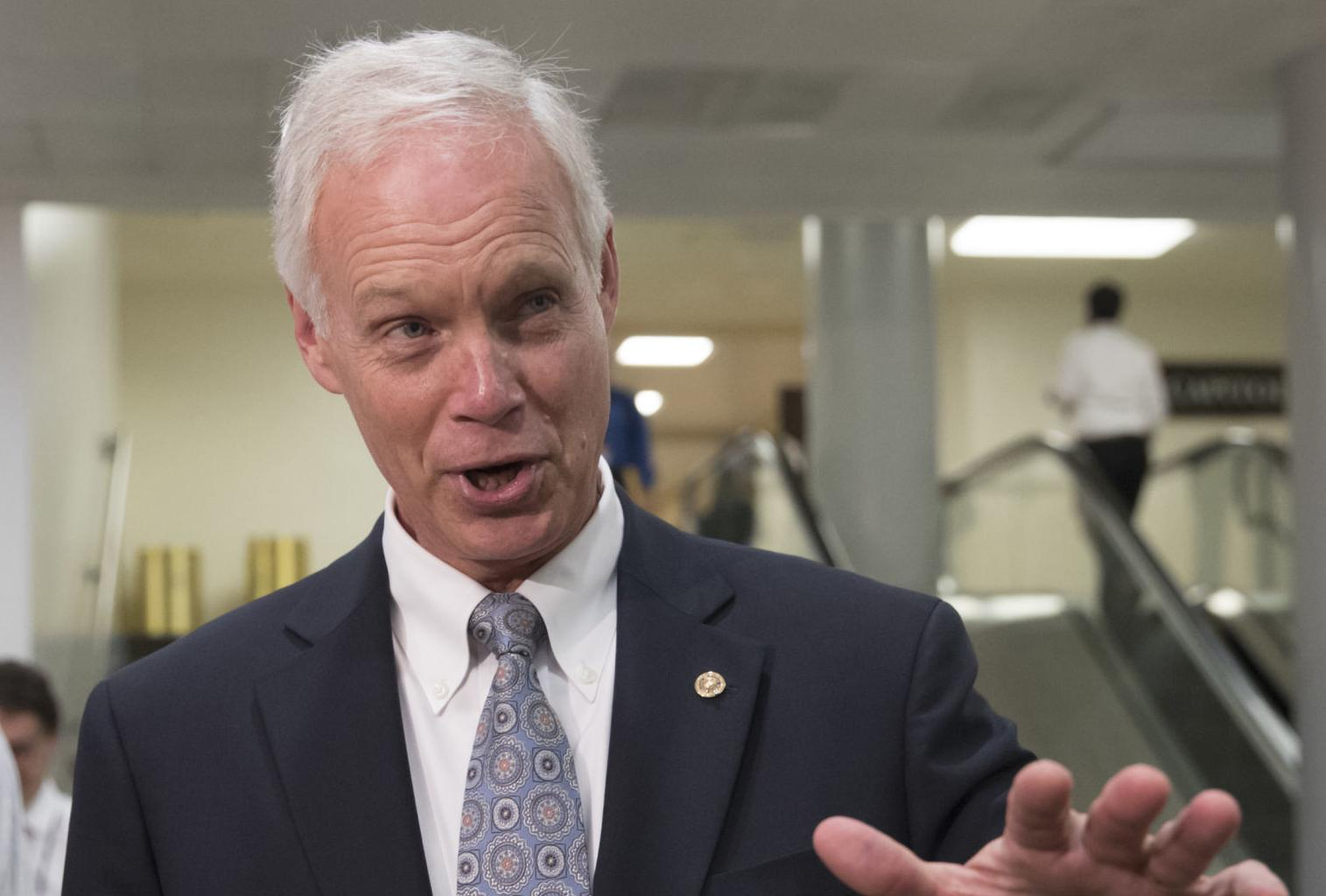 Editorial: Ron Johnson is packing federal courts with unfit nominees