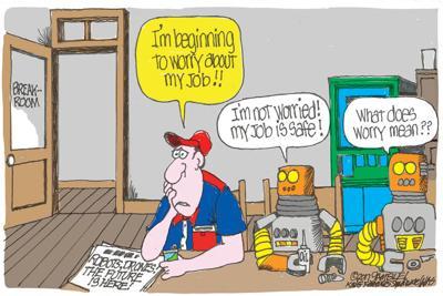 automation cartoon