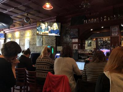 Kavanaugh watch party
