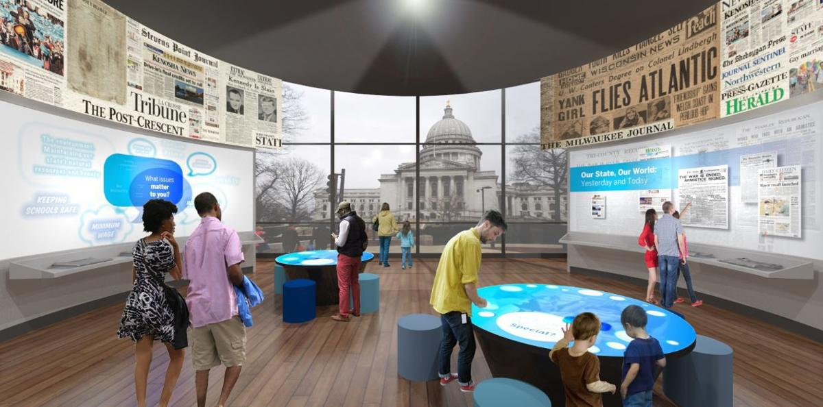 Museum rendering 1