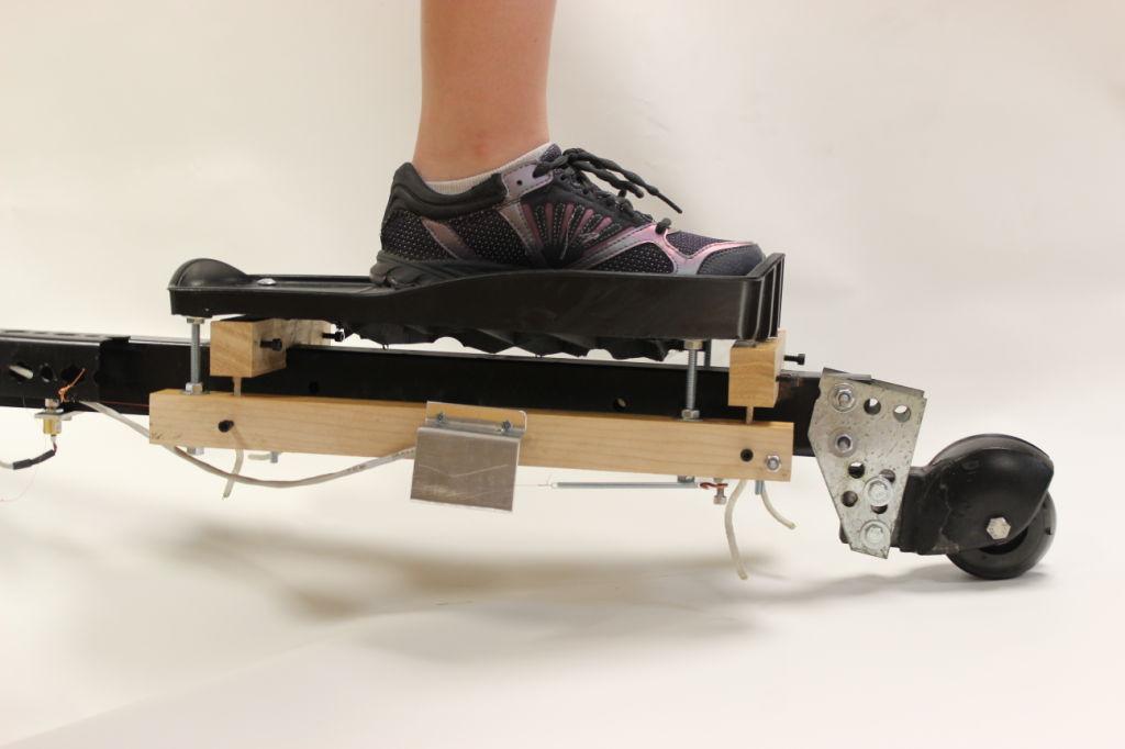 D2P device for stroke patients
