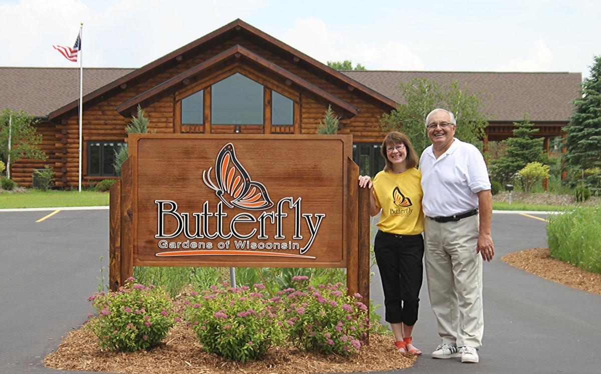 Patrick Durkin: Butterfly Gardens taking flight in Center | Outdoors ...