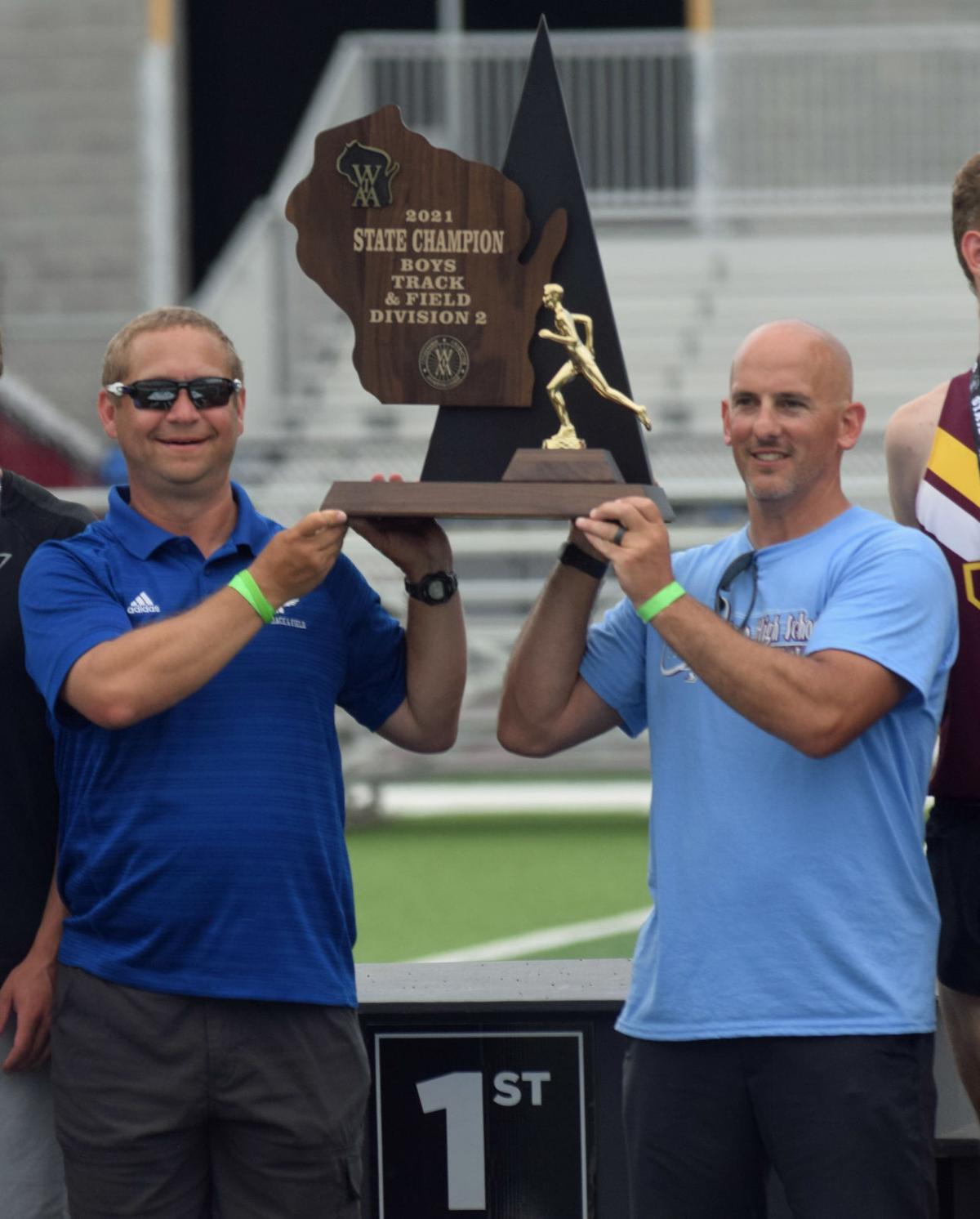Lodi coach Randy Skellenger