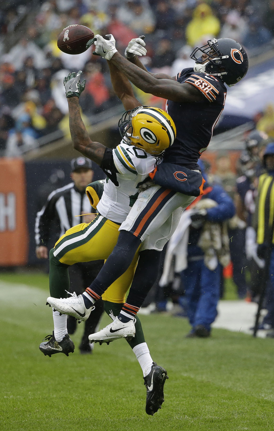 48b0c44c Photos: Green Bay Packers 23, Chicago Bears 16 | Pro football ...