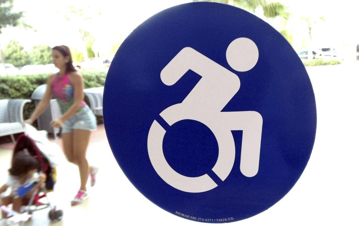 Bank Pushes For Revamp Of Handicap Symbol In Madison Politics And