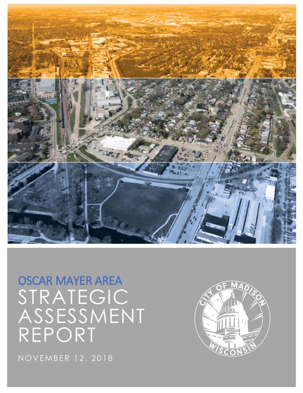 Oscar Mayer Area Strategic Assessment Report