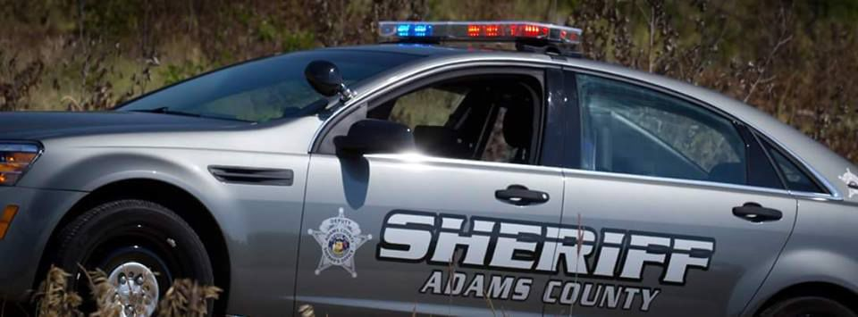 Adams County squad. Adams County Sheriff's Office