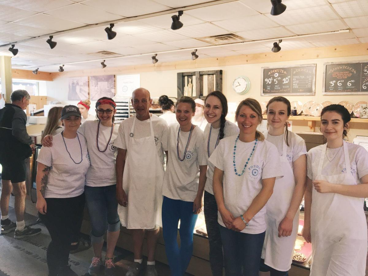 Fosdal Bakery staff