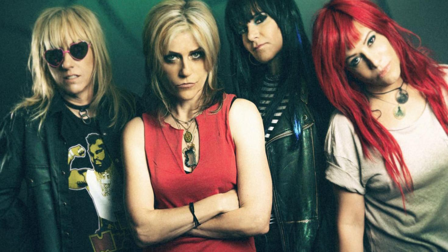 'American Movie' filmmaker Sarah Price documents L7's return from the dead
