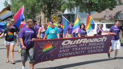 Outreach Pride Parade 4
