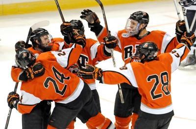 NCAA RIT New Hampshire Hockey