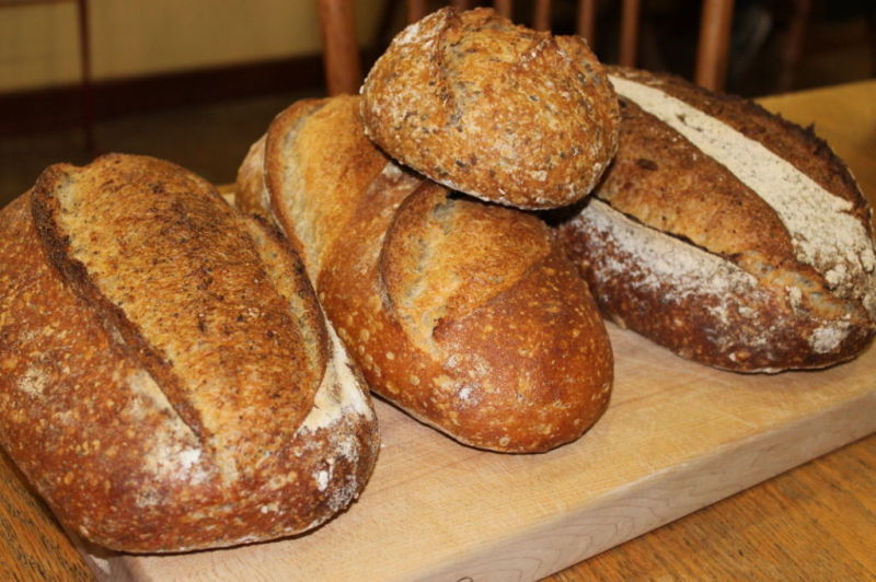 Madison Sourdough breads