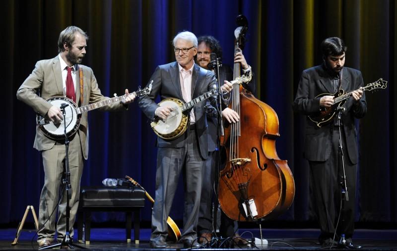 Steve Martin's banjo skills are no joke | Music | madison com