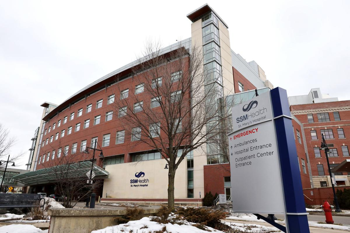 Madison Hospitals Prepare For Covid 19 Surge As Workers Test Positive Worry About Safety Local News Madison Com