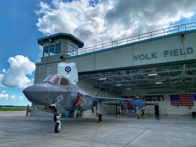 F-35s at Volk