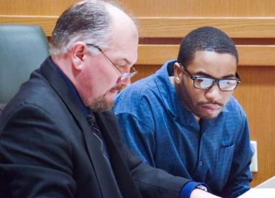 Jesse Bodie in court