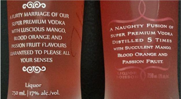 It S Kinky Vs Flirty In Trademark Lawsuit Against Monroe Distiller