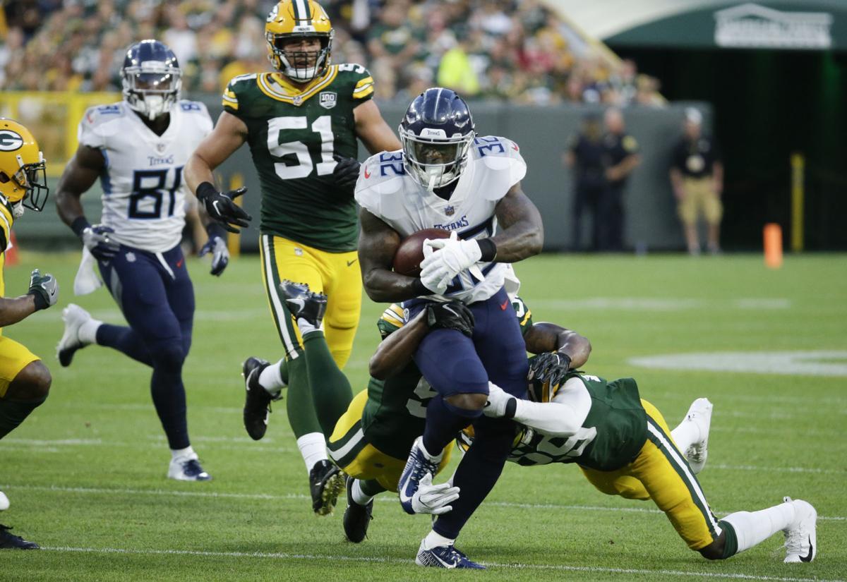 Titans vs. Packers