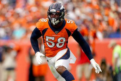 Von Miller, AP photo