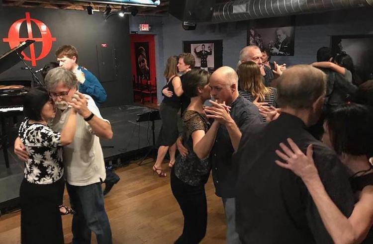 Milonga Matinee Tango Social