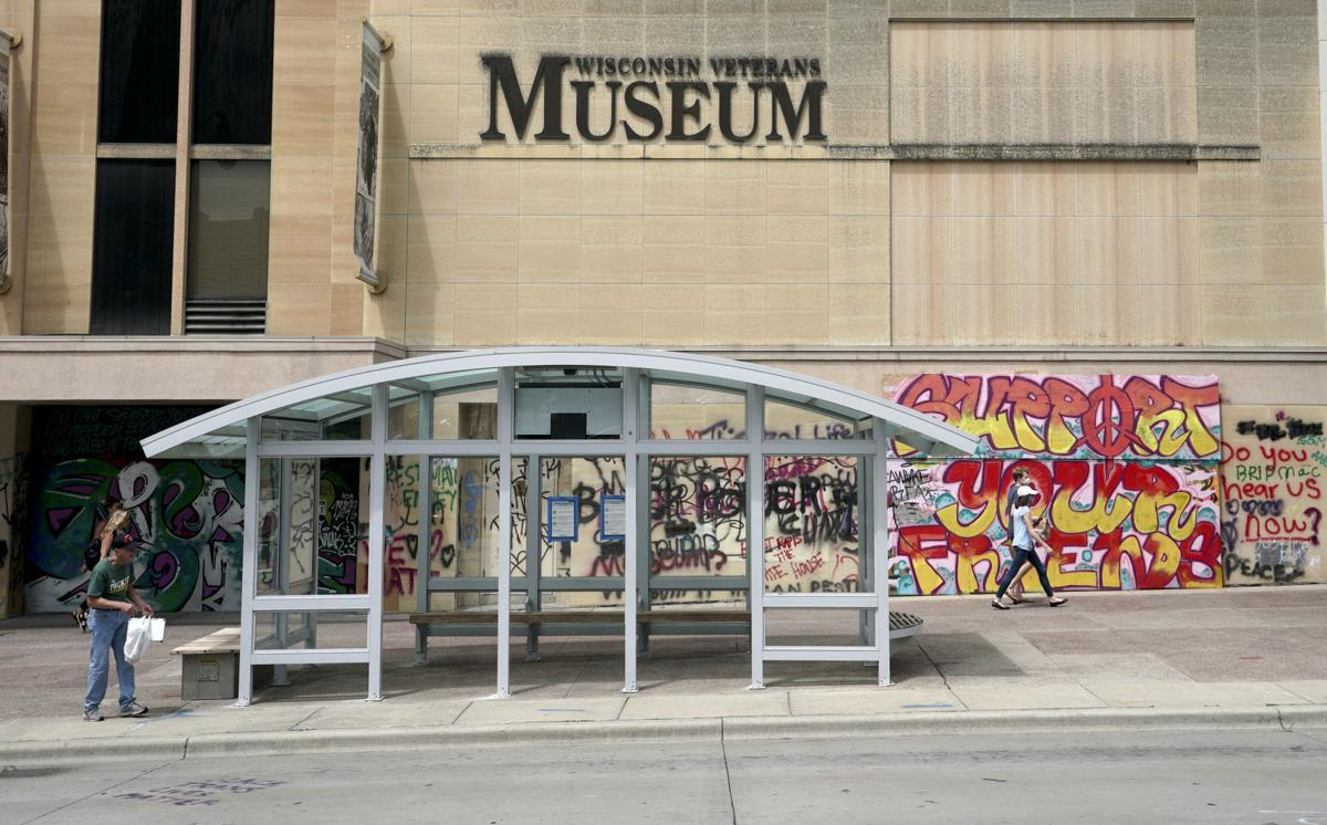Veterans  push for of repair Veterans Wisconsin Museum