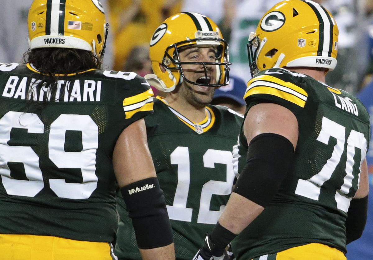 Packers Aaron Rodgers Is Fourth Best Selling Player In Nfl Merchandise Pro Football Madison Com