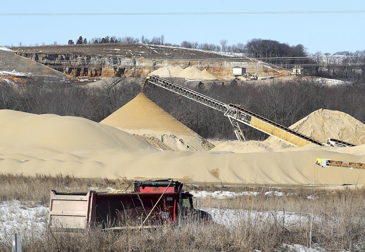 Frac Sand Industry Wisconsin