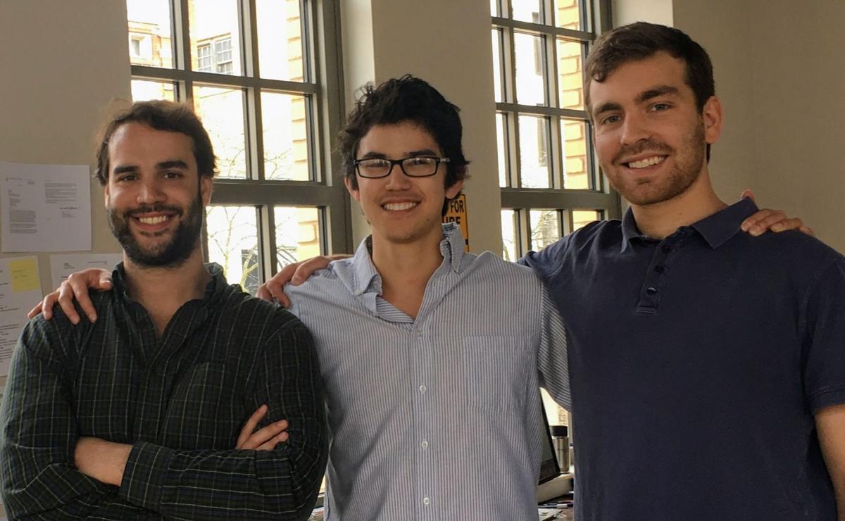 EnsoData founders